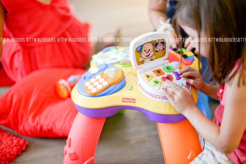 EVENTOS:  FISHER PRICE . 15