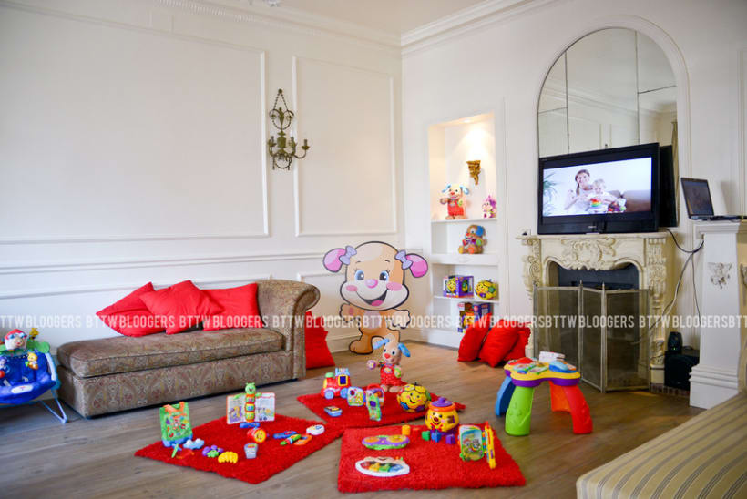 EVENTOS:  FISHER PRICE . 11