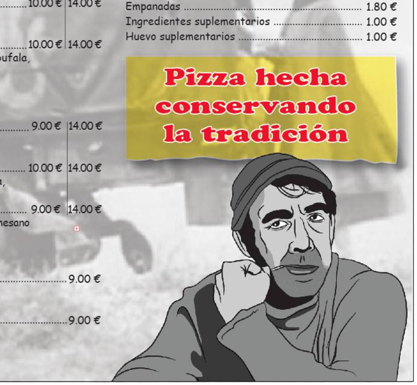 La Strada, pizzeria 4