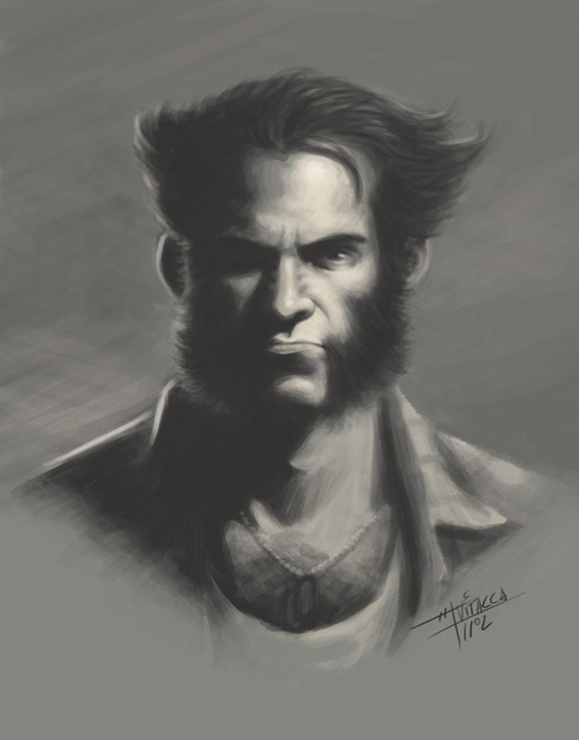 X-Men Portraits 2