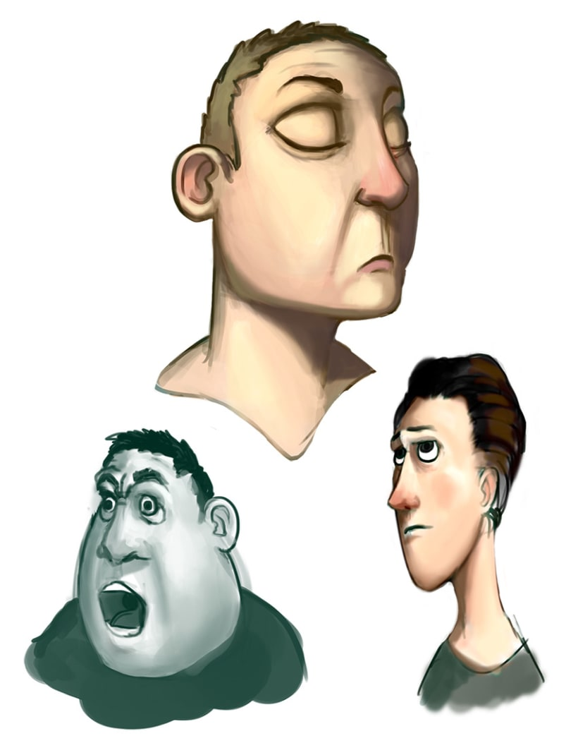 Character Design 6