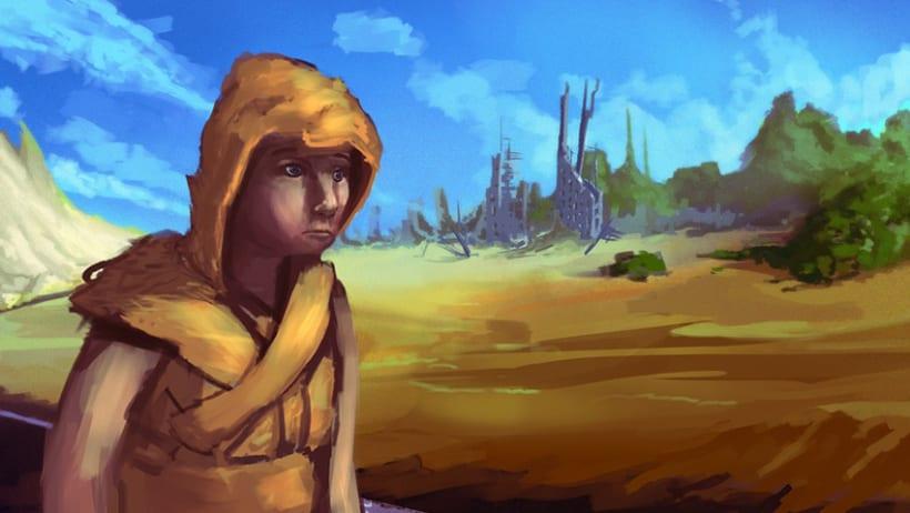 Digital Paintings 12