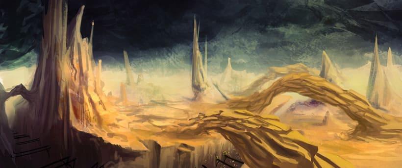Digital Paintings 10