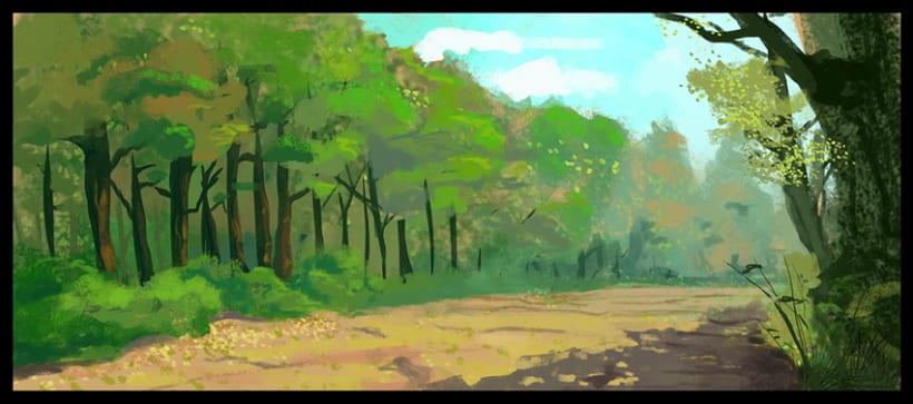 Digital Paintings 8