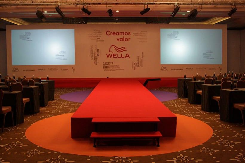 Convención Wella 2013. Toledo 4