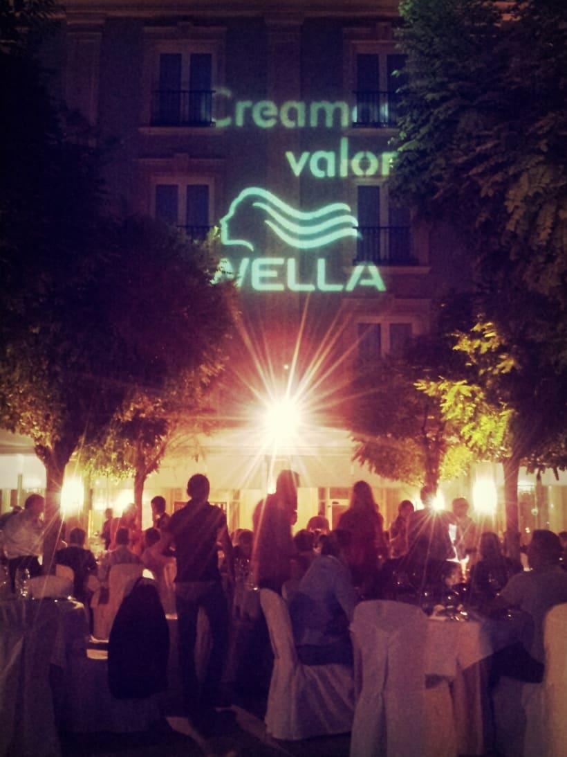 Convención Wella 2013. Toledo 6