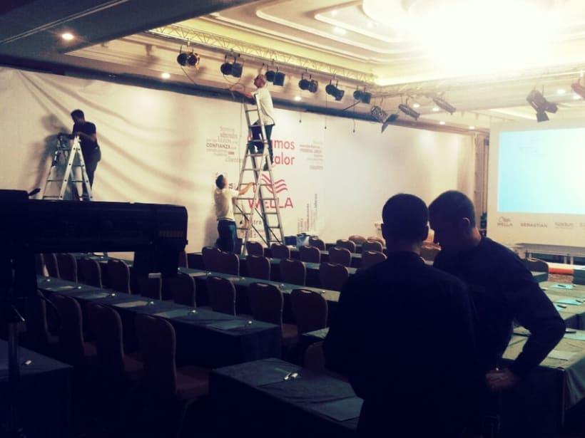 Convención Wella 2013. Toledo 3