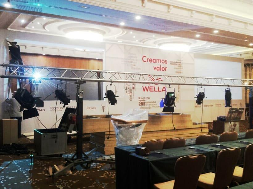 Convención Wella 2013. Toledo 2