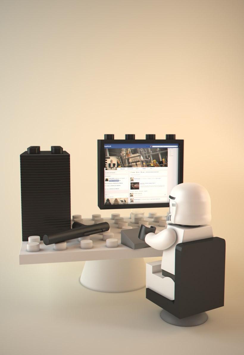 Lego Photo 5