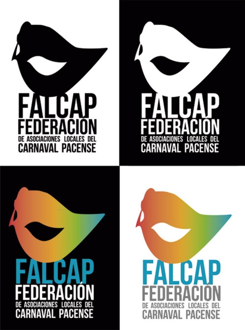 Concurso Logotipo Falcap 3