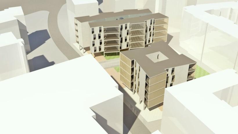 Colaboración en concursos de arquitectura con Fermak Arquitectos 3