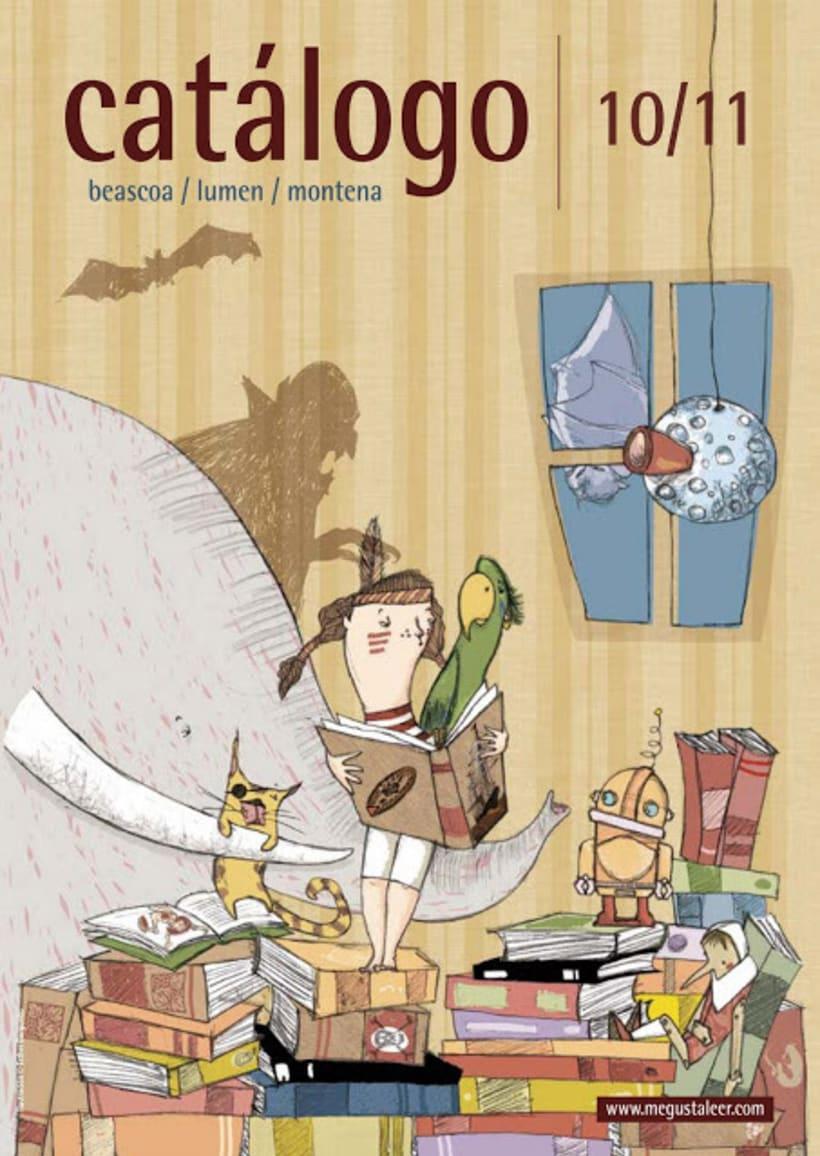 Catálogo infantil y juvenil Random House Mondadori 2