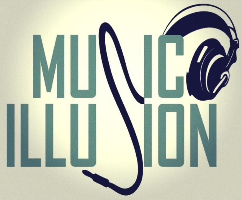 Logotipo Music&Illusion 5