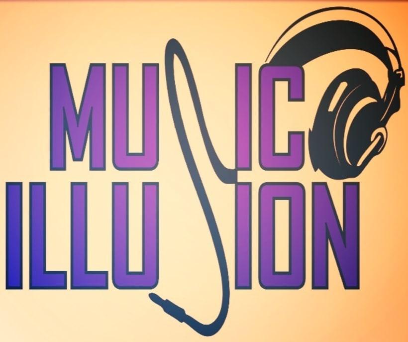 Logotipo Music&Illusion 6