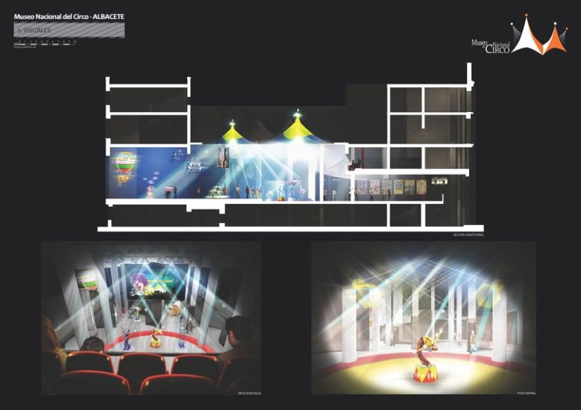 Concurso para el Museo Nacional del Circo (Albacete). 7