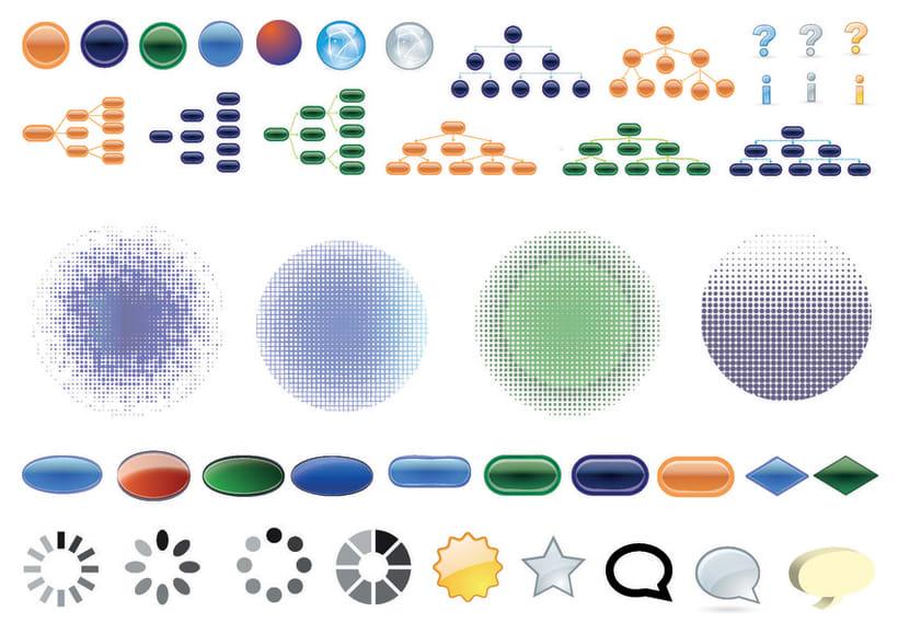 Diseño de iconos y Gráficos 1