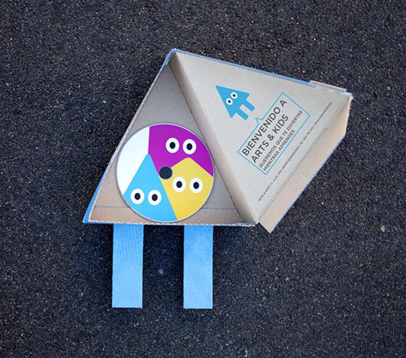 Packaging Arts & Kids 5