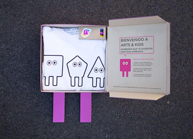 Packaging Arts & Kids 4