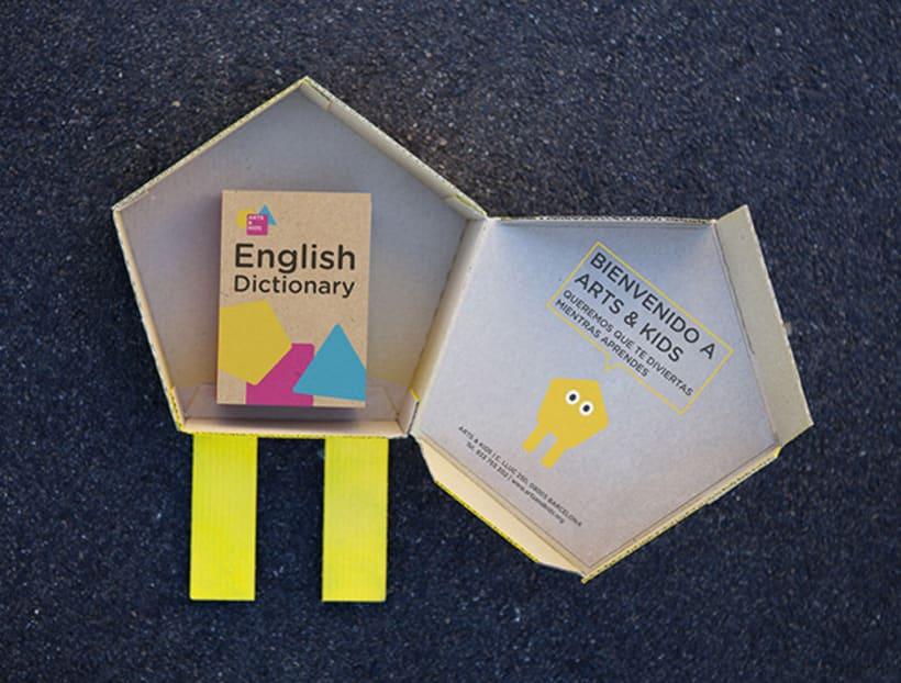 Packaging Arts & Kids 3