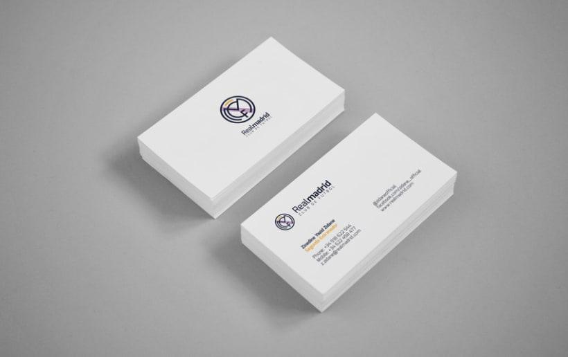 Real Madrid CF Redesign 33