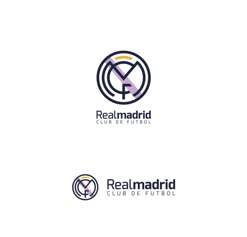 Real Madrid CF Redesign 9