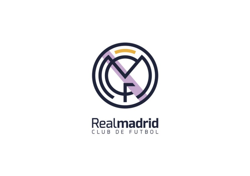 Real Madrid CF Redesign 3