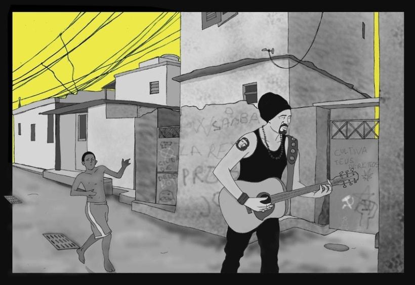 Cidade de Deus (Blanco y negro) 4