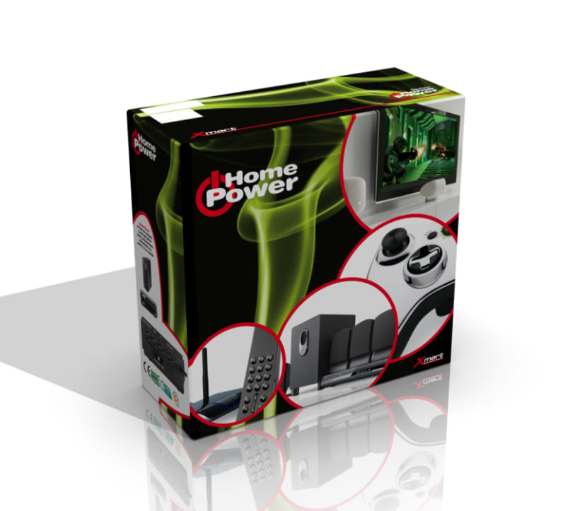 Empaque Home Power 1