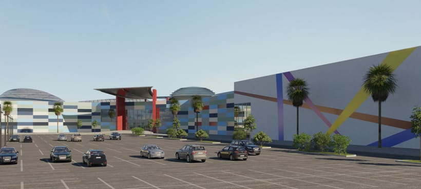 Centro Comercial Nigeria 2