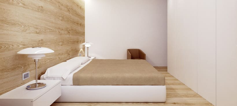 Dise o habitacion principal domestika for Diseno de habitacion principal pequena