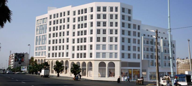 Edificio Residencial Marruecos 1