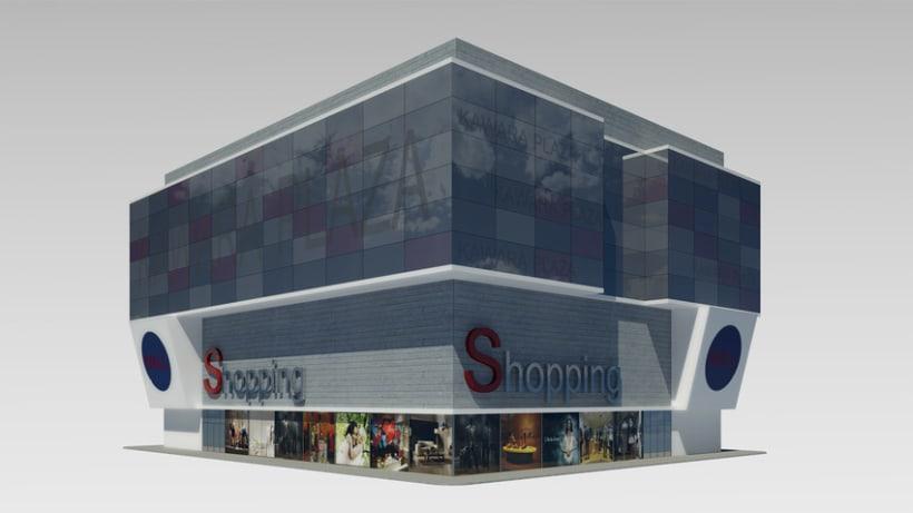 Centro Comercial Lagos 1