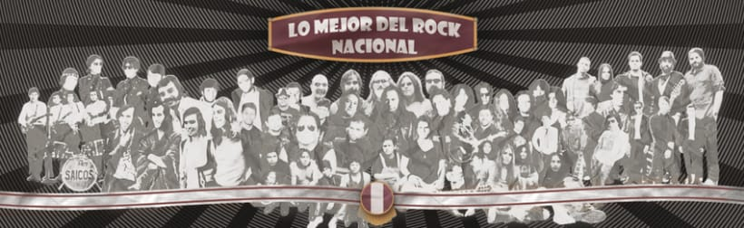 Cd´ Vinilo Rock Peruano 4