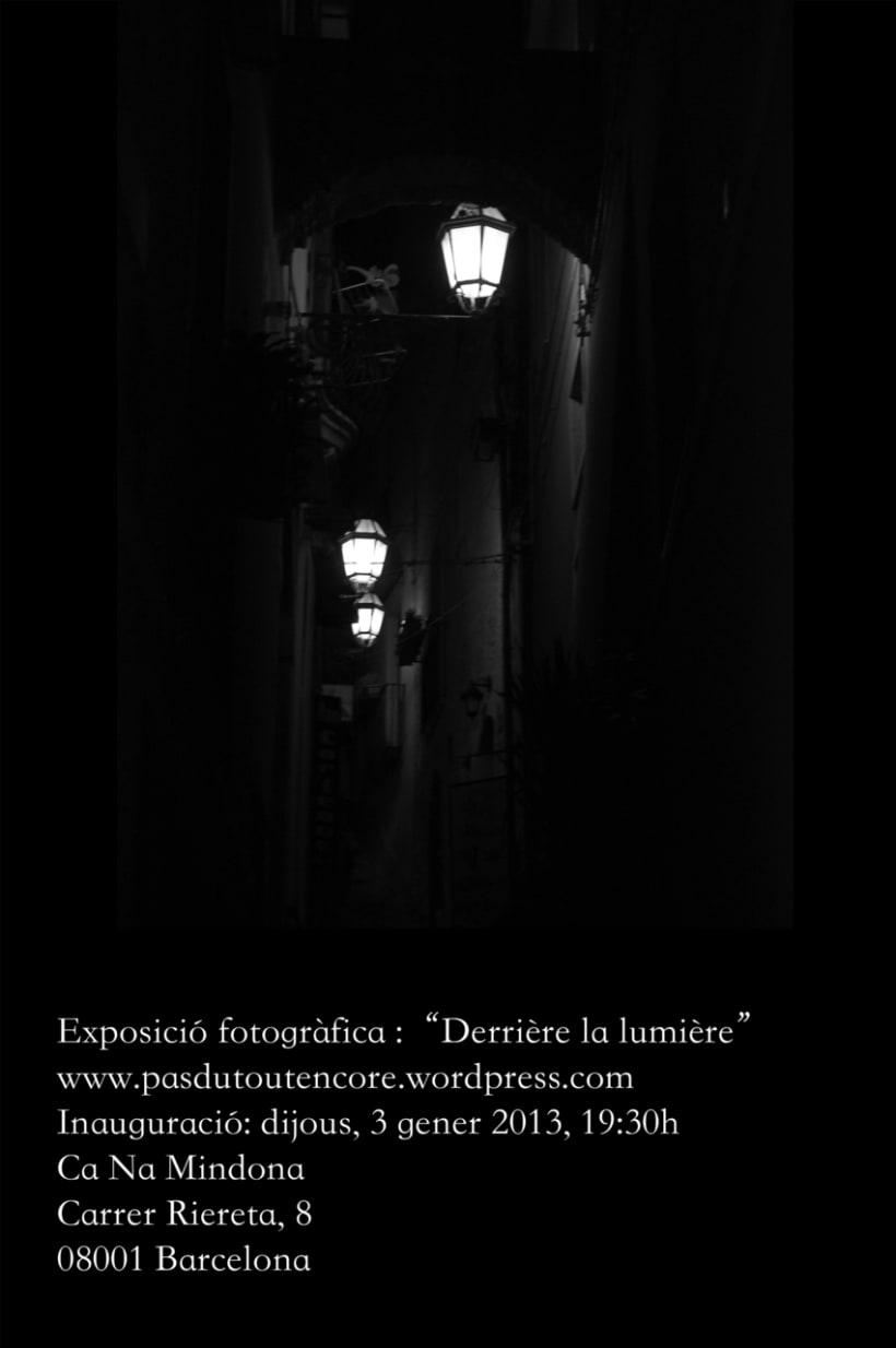 """""""Derrière la lumière"""" Exhibition 2"""