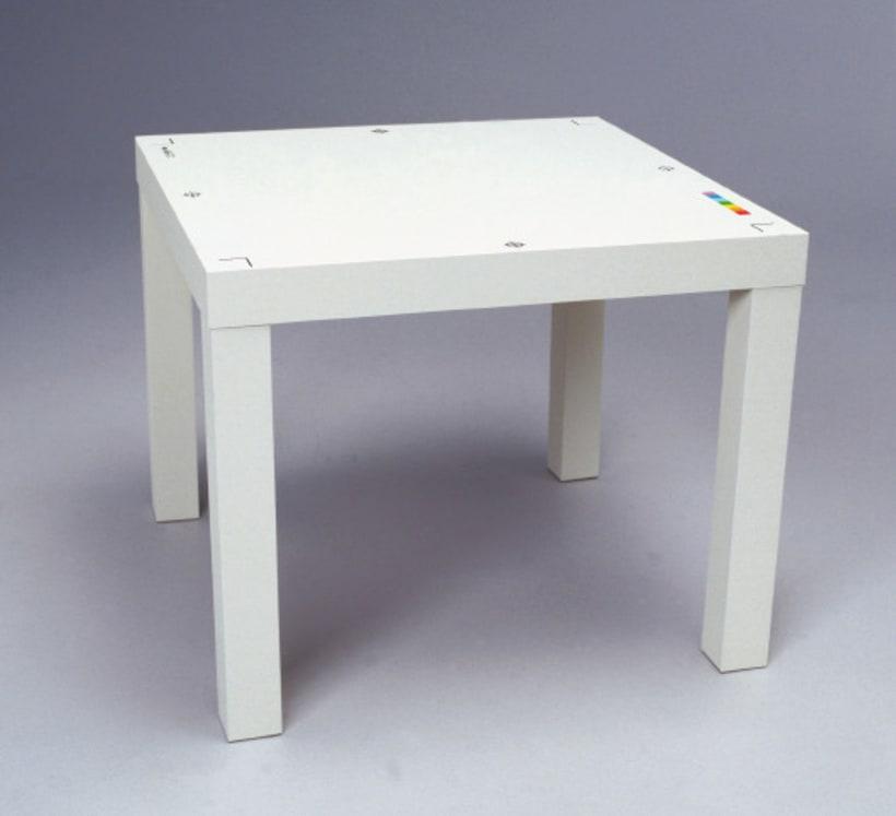 Ikea Mesa Lack Domestika