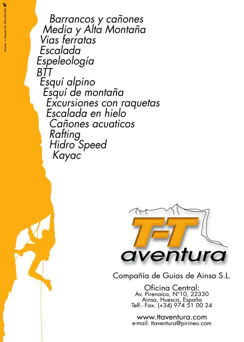 Logotipo TT-Aventura 4