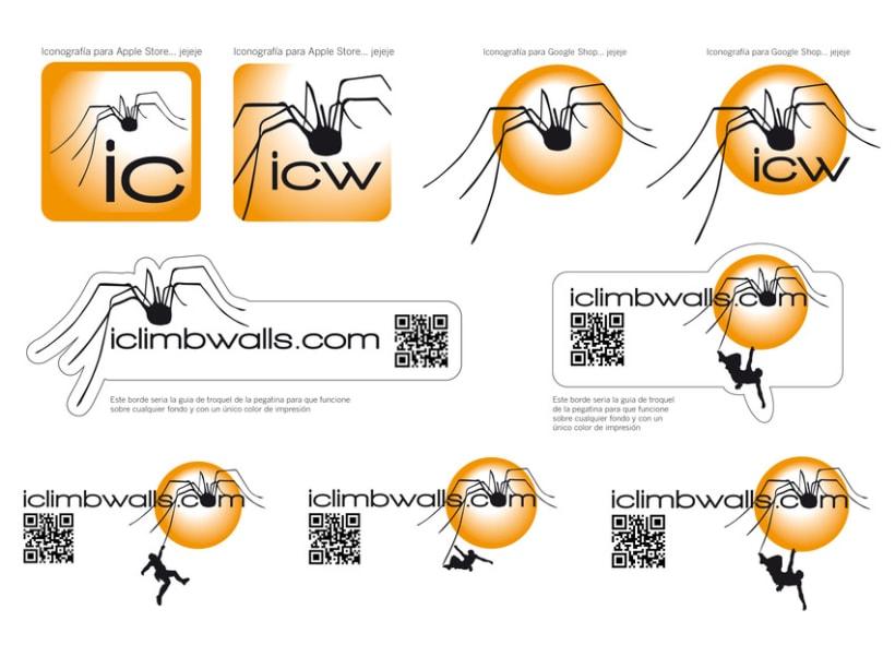 Desarrollo Iclimbwalls App 5