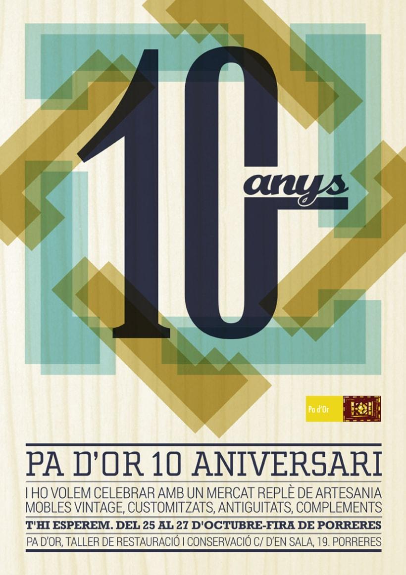 Pa d'Or Anviersari 10 2