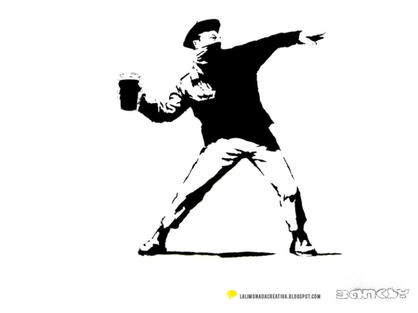 Banksy en Bilbao 1