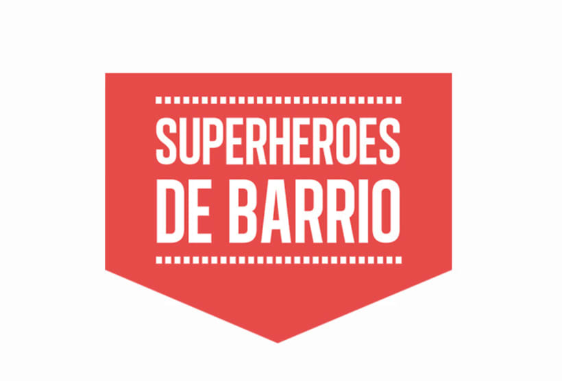 Superhéroes de Barrio 2