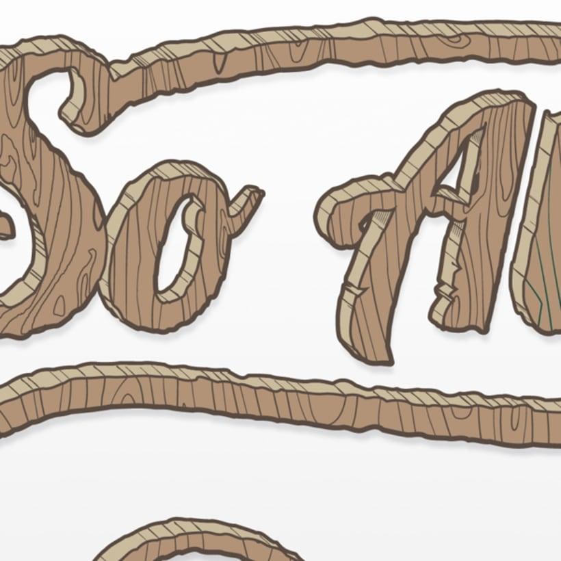 So Alive (lettering) 1