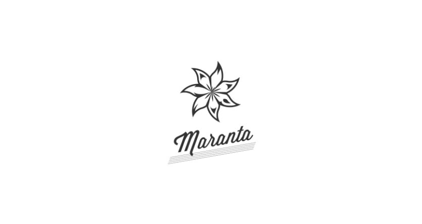 Maranta   Logotipo 2