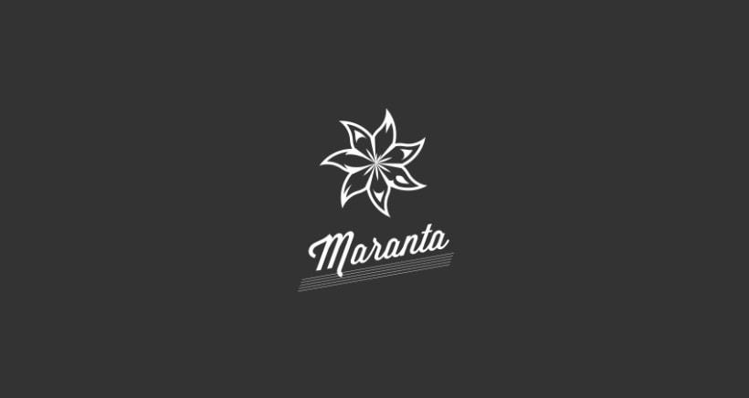 Maranta   Logotipo 3