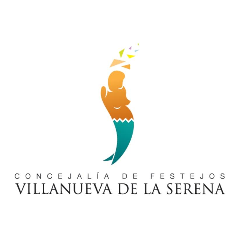 Logo Concejalía de Festejos de Villanueva de la Serena 2