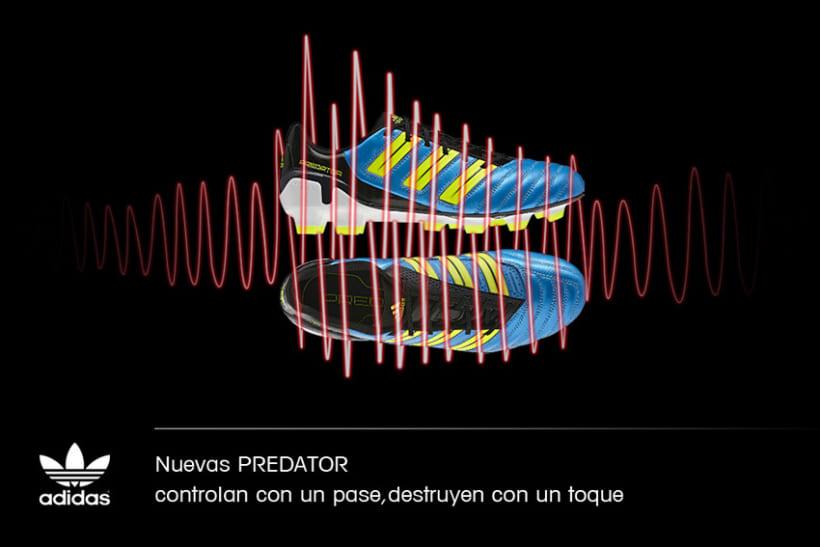 Rich Media Adidas Predator 9