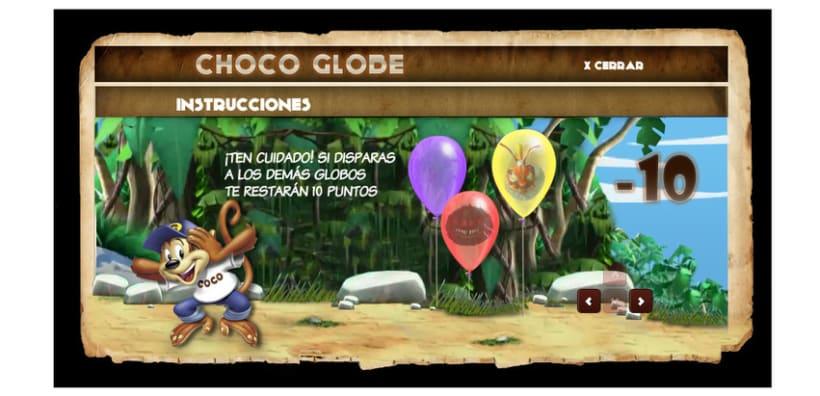 Videojuego Choco Krispies 4