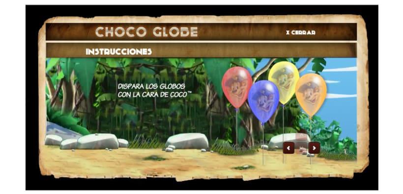 Videojuego Choco Krispies 2