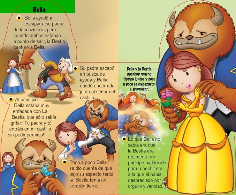 Colección Eva Oficios-Princesas 12