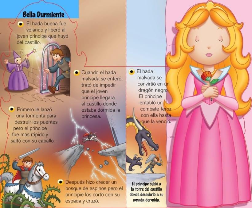 Colección Eva Oficios-Princesas 9