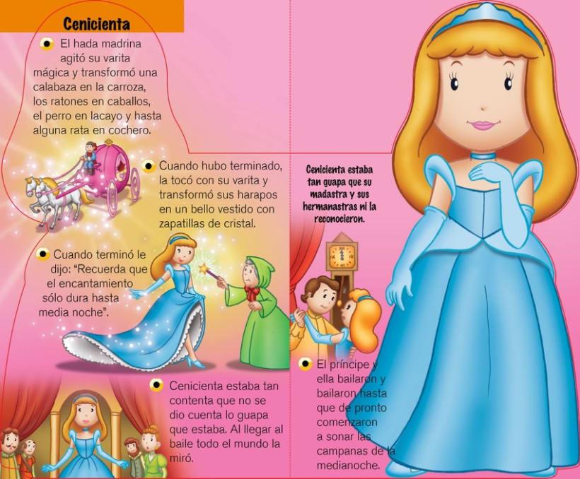 Colección Eva Oficios-Princesas 5